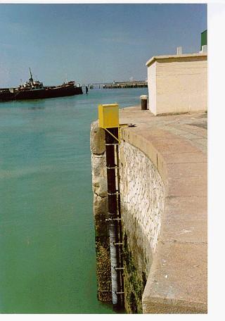 Observatoire de La Rochelle (crédits SHOM, 2004)