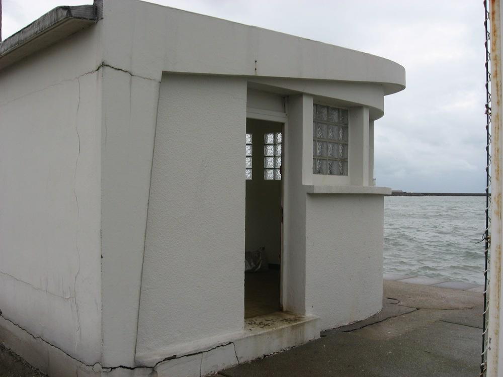 Observatoire marégraphique du Havre (crédits SHOM 2008)