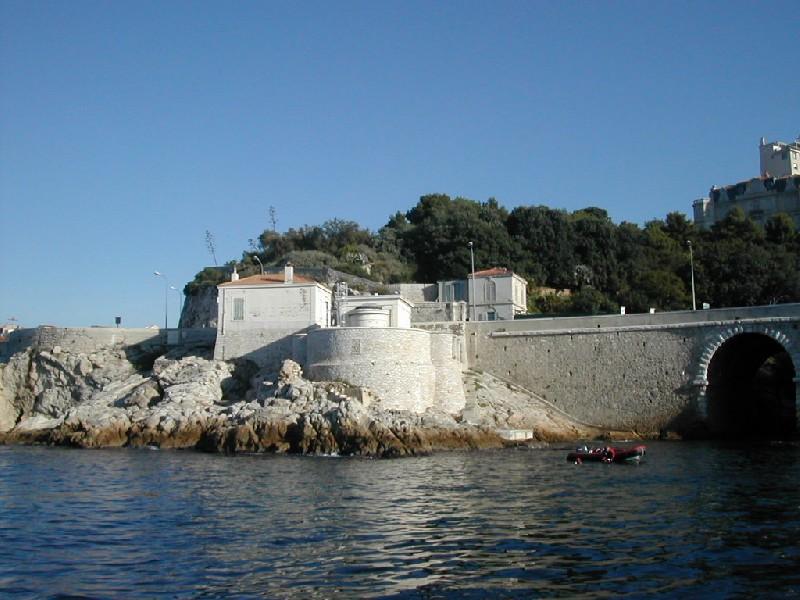 Observatoire de Marseille (crédits Université de La Rochelle, 2005)