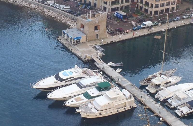 Observatoire de marée de Monaco Fontvieille (crédits SHOM, 2010)
