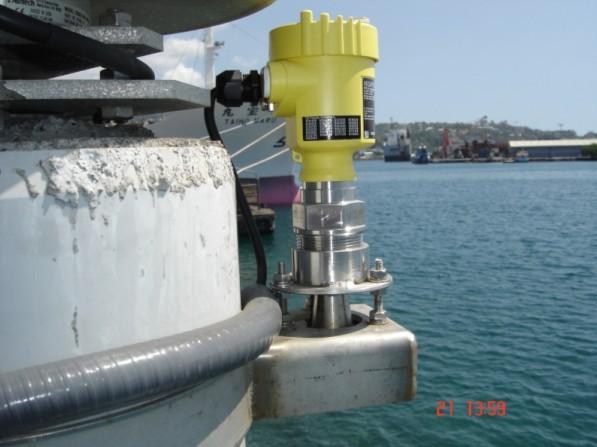 Marégraphe radar (SHOM, 2008)