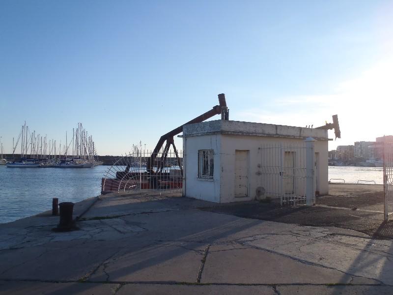 Observatoire de Sète (crédits SHOM, 2011)