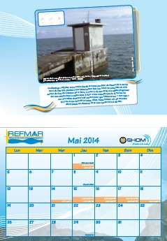 Mai 2014 : Origine du décalage irrégulier de l'heure de la marée jour après jour