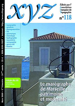 The Marseille tide gauge : heritage and modernity