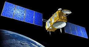 Satellite Jason-1 ; Source : http://sealevel.jpl.nasa.gov/mission/jason-1.html ; Autheur=NASA