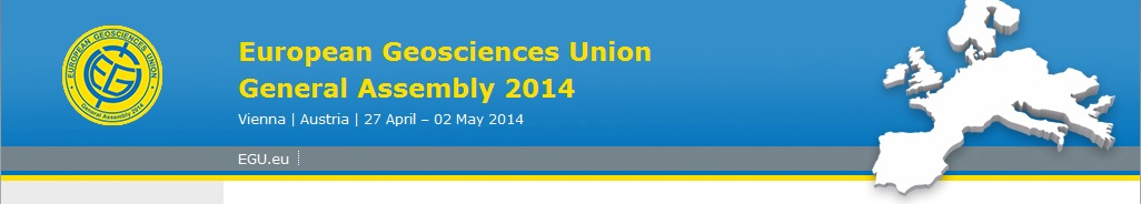 European Geosciences Union 2014