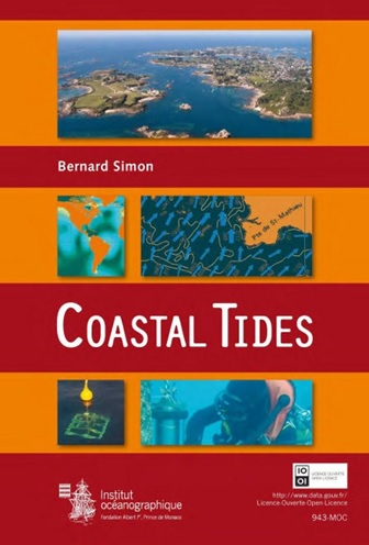 Couverture Coastal Tides - B. Simon