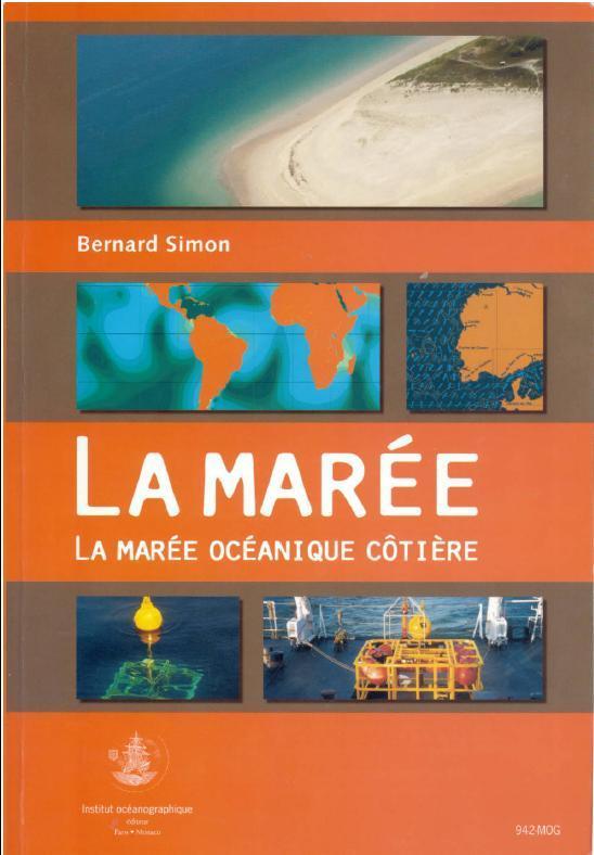 Coastal Tides Bernard Simon Institut océanographique
