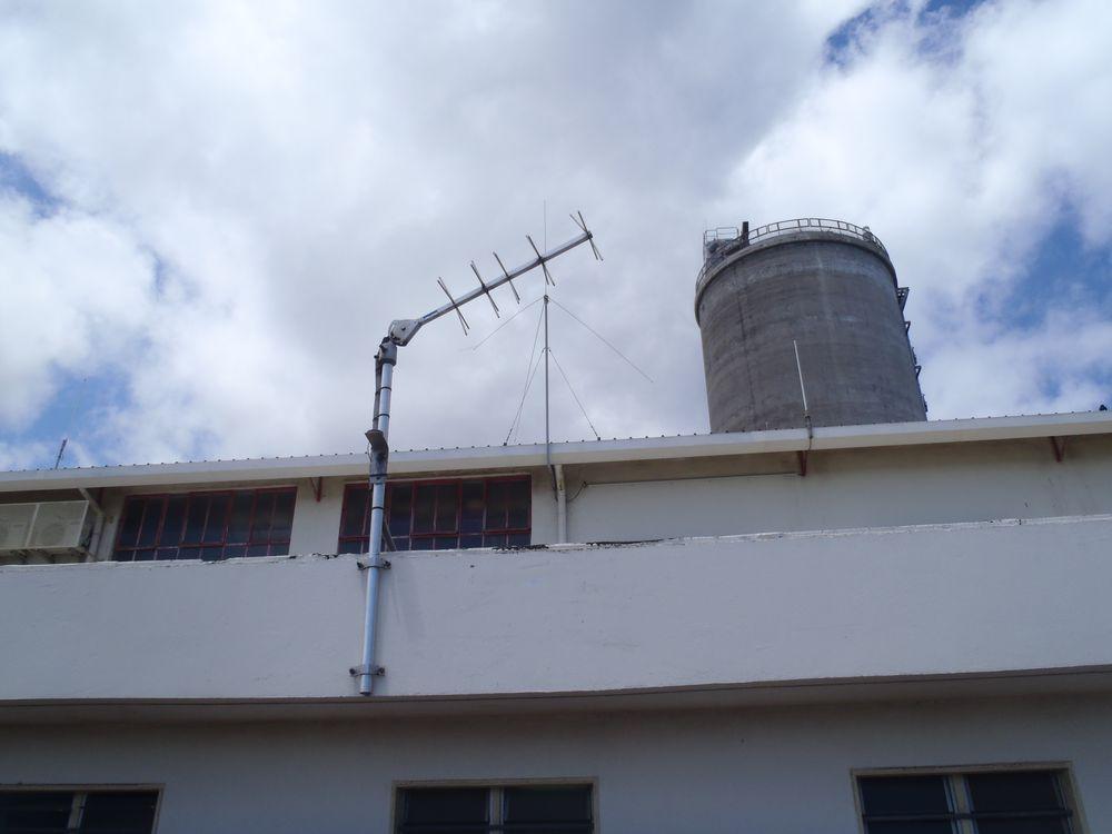Antenne Pointe-des-Galets (Crédits SHOM, 2011)